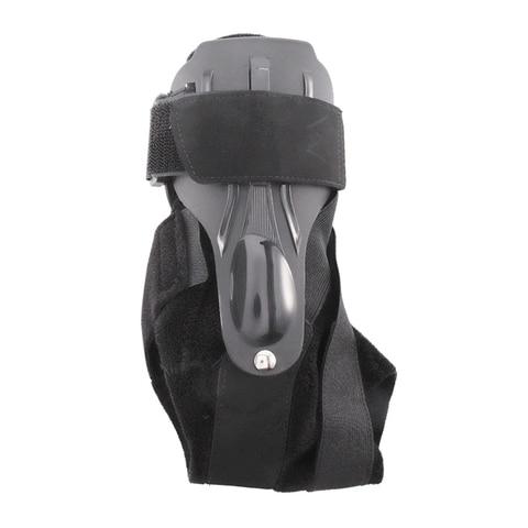 Esporte Tornozelo Suporte Cinta Estabilizador Ortose Ajustável Tiras Almofada Respirável Futebol Sock Protector pé Mod. 175434