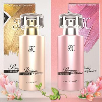 Pheromone Original Women Perfume Long Lasting For Female Natural Femininity Fragrance Lady Glass Bottle Atomizer Parfum 50ml