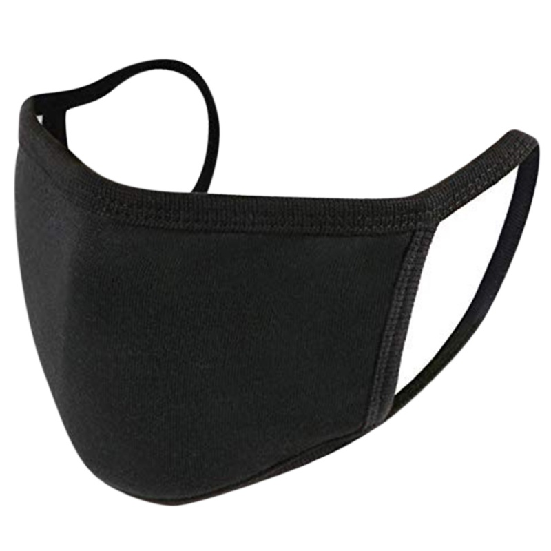 Carbon Cotton Reusable Mask Breathable Safety For Outdoor Men Women Mask