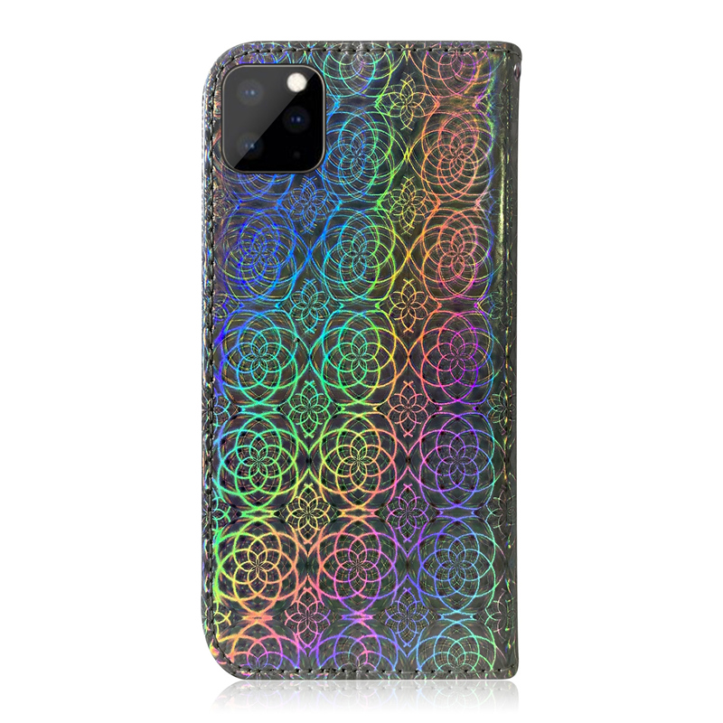 Gradient Colorful PU Leather Case for iPhone 11/11 Pro/11 Pro Max 21
