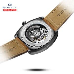 Image 4 - 2020 Seagullนาฬิกาผู้ชายBarrelนาฬิกาอัตโนมัติกลวงมุมมองLuminousนาฬิกาขนาดใหญ่849.27.6094