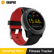 R911 Smart Watch Men Heart Rate Monitor GPS Fitness Tracker Compass Atmospheric