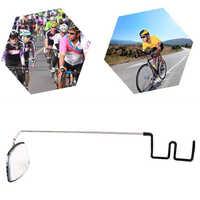 Велосипедные очки зеркало заднего вида 360 градусов зеркало алюминиевый сплав регулировочный шлем Крепление