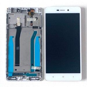 """Image 3 - 5.0 """"Xiaomi Redmi 3 용 Redmi 3S Redmi 3 Pro LCD 스크린 디스플레이 + Redmi 3X Lcd 용 터치 패널 디지타이저 프레임"""