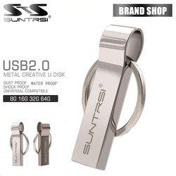 USB флеш-накопитель Suntrsi, 64, 32, 16, 8 ГБ, 128 ГБ
