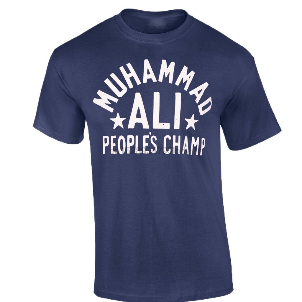 OFFICIAL Muhammad Ali Cassius Clay World Champ Men/'s T Shirt Boxing