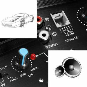 Image 2 - PA 80D 12V 1000W Mono samochodowy sprzęt Audio wzmacniacz mocy płyta wzmacniacza subwoofera