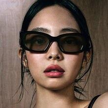 2020 новые ретро маленькие квадратные солнцезащитные очки женские