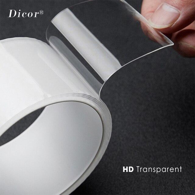 3/5M Transparent Tape Strong Viscosity Waterproof PVC Tape Sink Gap Toilet Corner Line Seal Strip Sticker Kitchen Accessories