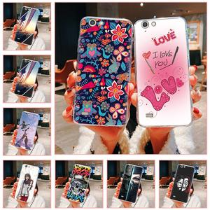 For Man Durable Phone Case For Infinix Hot3 X554 Hot 3 For Girls Cartoon Fashion Design Back Cover
