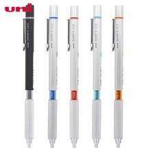 UNI Tự Động Bút Chì 0.3/0.5/0.7/0.9 Mm Sinh Viên Hoạt Động Dẫn M5 1010 Kim Loại Trọng Tâm Thấp bút Chì