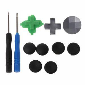 Image 3 - スワップ親指アナログスティックグリップスティックd パッドバンパーtriggerボタンの交換パーツxbox oneエリートコントローラ