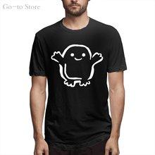 T-shirt à manches courtes en coton, style pingouin mignon, Cool et amusant, décontracté, à la mode