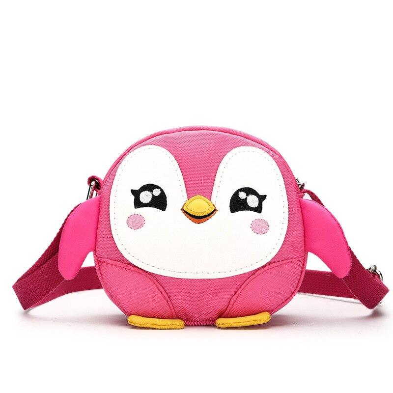 New Kawaii Kindergarten Baby Cross Bag Cute Cartoon Owl Baby Harness Backpack Mini Messenger Bag Birthday Gifts For Children