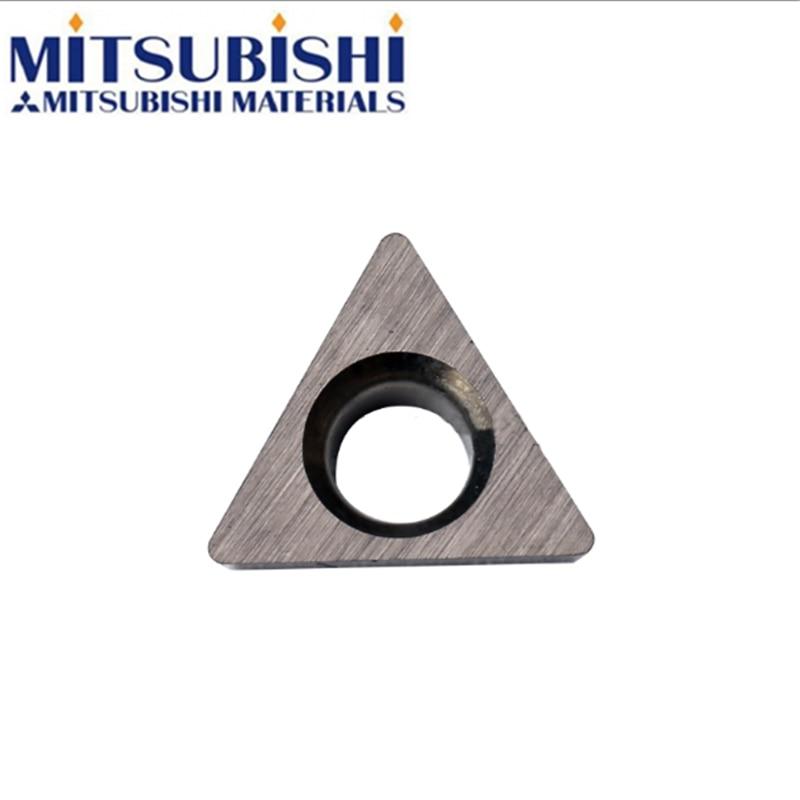 Original Mitsubishi TPGX110308 TPGX NX2525 TPGX090204 HTI10 TPGX160304 Carbide Inserts For Lathe Turning Tools STUPR Cnc Blade