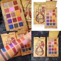 UCANBE Cageling 15 Farben Schimmern Matt Lidschatten Wasserdicht Make-Up Palette Set Nude Natürliche Eyshadow Glitter Pigment Kosmetik