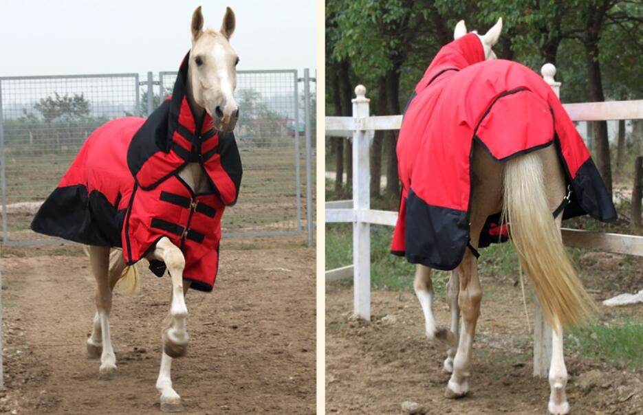 Clothing Thicken Warm Cotton Horse Rugs