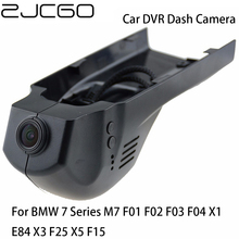 цена на Car DVR Registrator Dash Cam Camera Wifi Digital Video Recorder for BMW 7 Series M7 F01 F02 F03 F04 X1 E84 X3 F25 X5 F15