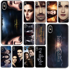 The Twilight Saga Breaking Dawn Part Cover Soft Silicone TPU Phone Case For iPhone 5 5S SE 6 6plus 7 8 plus X XS XR XS Max 11(China)