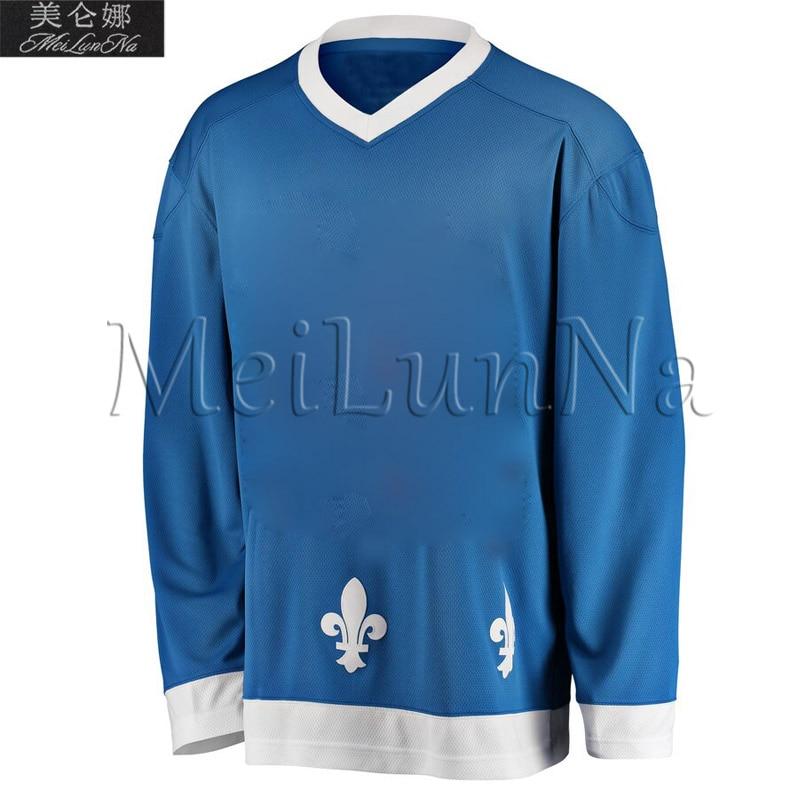 Peter Forsberg Joe Sakic Peter Stastny Mats Sundin Wendel Clark Guy Lafleur Mario Marois Quebec Retro Nordiques Jerseys
