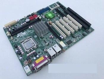 100%OK Original IPC Mainboard IMBA-G412ISA industrial motherboard with CPU RAM VGA 5*PCI 2*LAN 2*ISA IPC Board
