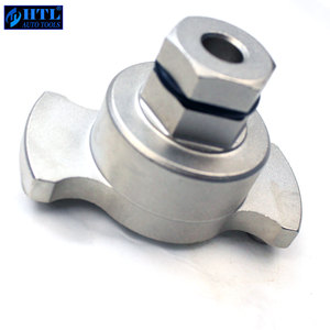 Image 3 - Motor Timing Nockenwelle Locking Alignment Entfernung Reparatur Werkzeug Für Touareg Audi A4/VAG 2,7 & Q7/3,0 Auto garage Werkzeuge