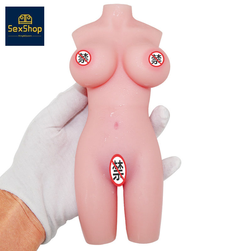 Mini Sex Doll Realistic Sex Silicone Dolls Adults Toys For Men Rubber Woman Sexy Shop Not Inflatable Sexdoll Dildo Store Pussy