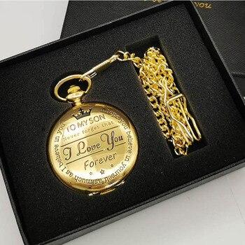 Best Quartz Pocket Watch Necklace Fob Watches