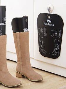 Boot Shaper Stands Form-Inserts Tall-Boot-Support Women 1-Pairs 2pieces of