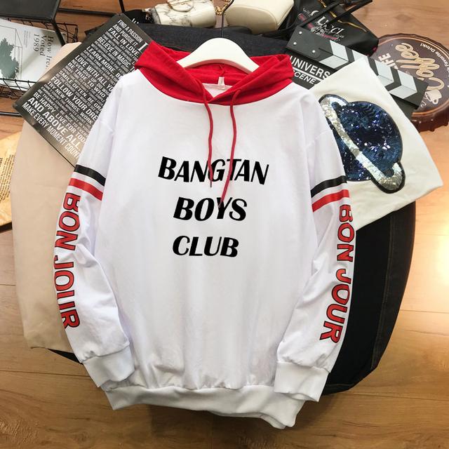 BANGTAN BOYS CLUB HARAJUKU HOODIE