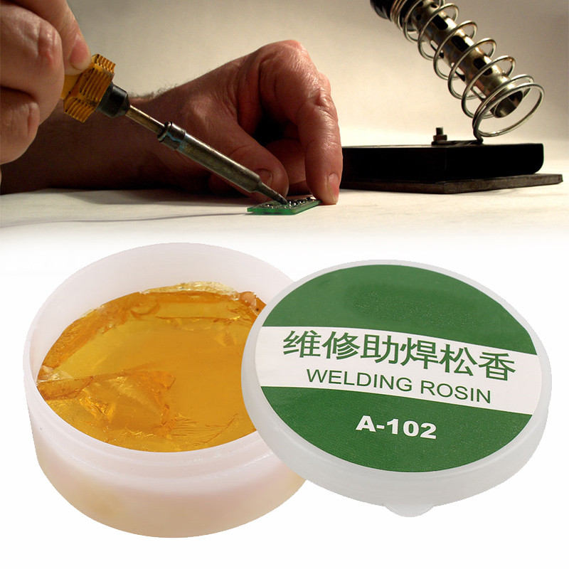 Soldering Paste Mild Rosin Environmental Soldering Paste Flux PCB IC Parts Welding Soldering Gel Tool For Metalworking