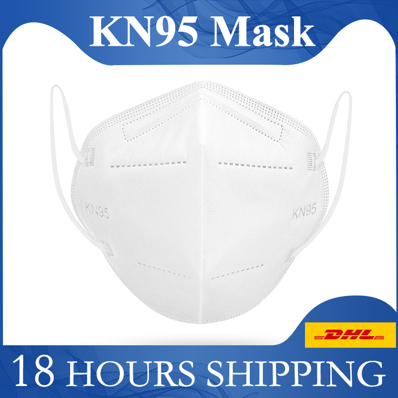 KN95 Masks Masque FFP3 Face Mask Mascara Mascherina Disposable Protective Cotton Maschera Pollution EU CE Certification USA FDA