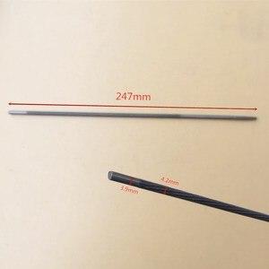 "Image 4 - 12pc המנסרים קובץ של 5/32 ""4.0mm שרשרת מסור לחדד קובץ 70504"