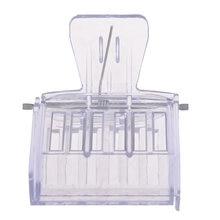 1 шт пластиковый зажим королева клетка ловушка для пчел пчеловодства