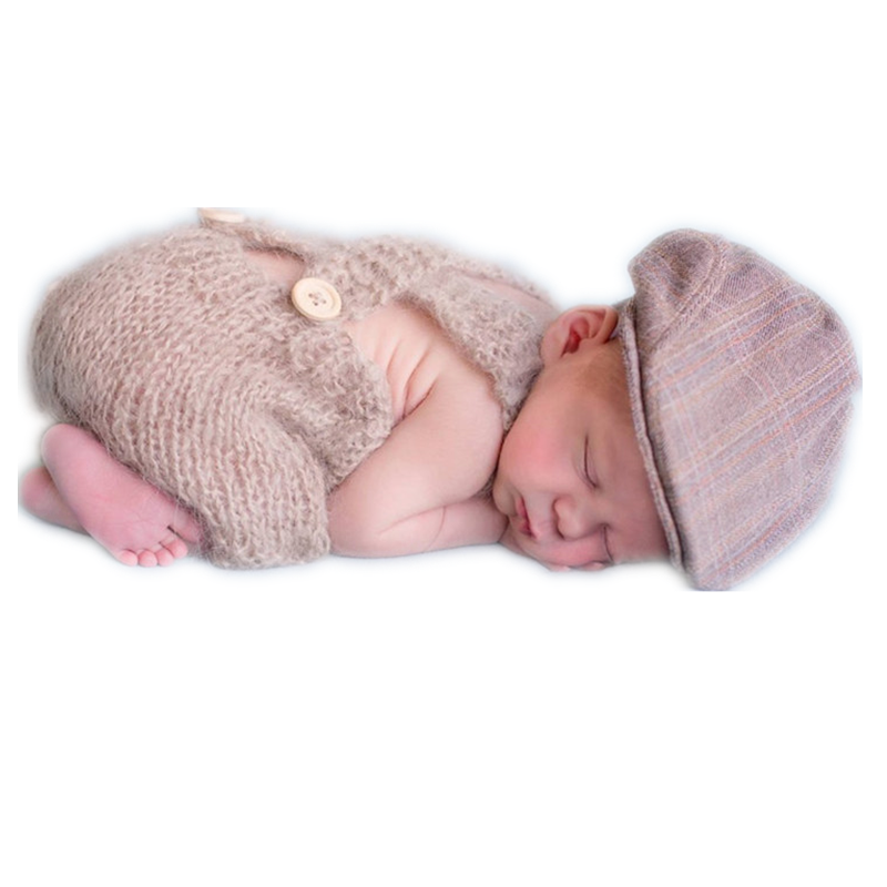Newborn Photography Props,Baby Mohair Pants Photography Props