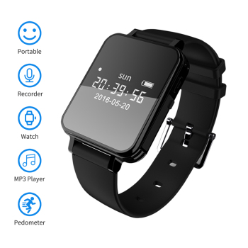 Digital Voice Recorder Watch  1