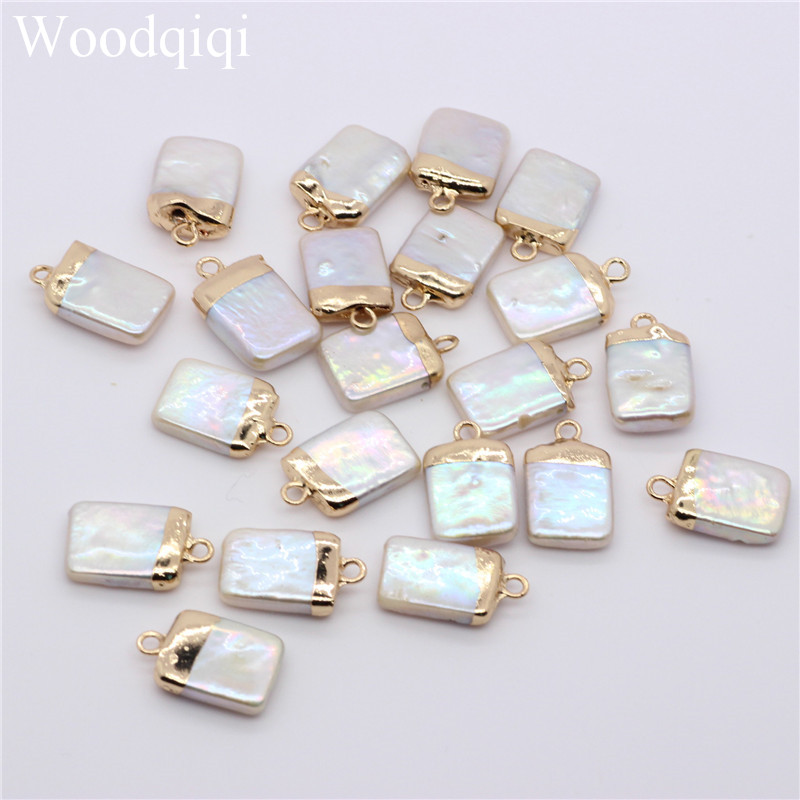 Natural freshwater Pearls Beads Baroque Loose Irregular Pearl Beads For Jewelry Making Diy Necklace Bracelet Pendant 1piece
