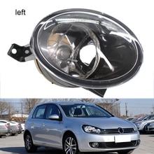 цена на Front Halogen Fog Lamp Car Fog Light For Golf 6 Mk6 2009 2010 2011 2012 2013 Golf 6 Plus Car-Styling Car Accessories