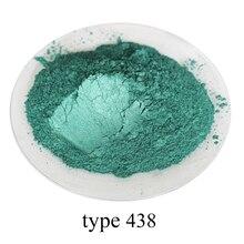 купить Powder Paint Pigment Pearl Powder Mineral Mica Powder Acrylic Paint for DIY Dye Colorant Soap Automotive Art Crafts Type 438 по цене 243.21 рублей