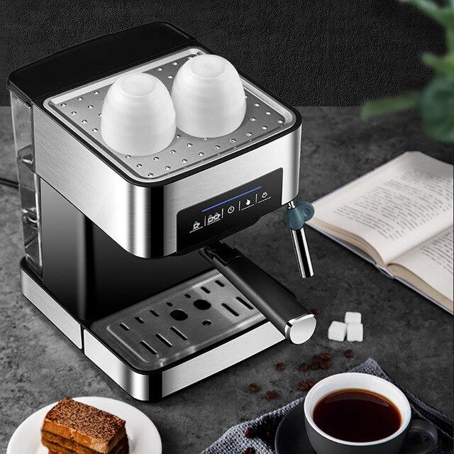 Espresso Machine With Steam Function 2