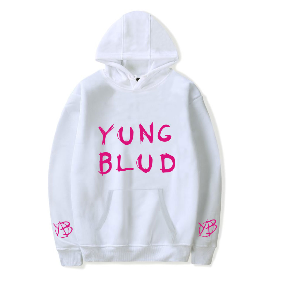 Yungblud Fashion Cool Singer Logo Harajuku Printing Hoodies Sweatshirt 2020 New Arrival Fashion Casual Couple Hooded Sweatshirt
