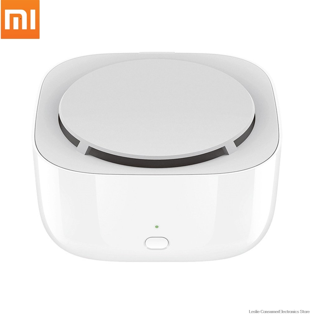 Original Xiaomi Mijia Mosquito Repellent Killer No Heating Fan Drive Portable Insect Repeller Timing Function Repellent Dropship