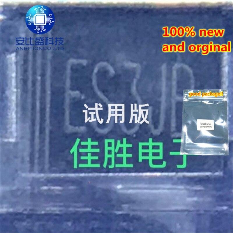 25pcs 100% New And Orginal 3A600 DO214AA Silk-screen ES3JB In Stock