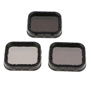 Image 5 - สำหรับ GoPro HERO 7 6 5 กล้องสีดำชุดฟิลเตอร์เลนส์ ND Neutral Density FILTER ND4/ND8/ ND16, ป้องกันฝุ่น