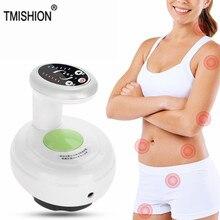 EMS negatif basınç masajı ısıtma titreşim manyetik terapi elektrikli vücut kazıma çukurluğu lenfatik drenaj makinesi kitleri