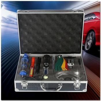 Vehicle Fast Repair and Fast Maintenance Inspection Team Tool Set Brake Oil Inspection Pen and Tire Ruler Failure Inspection