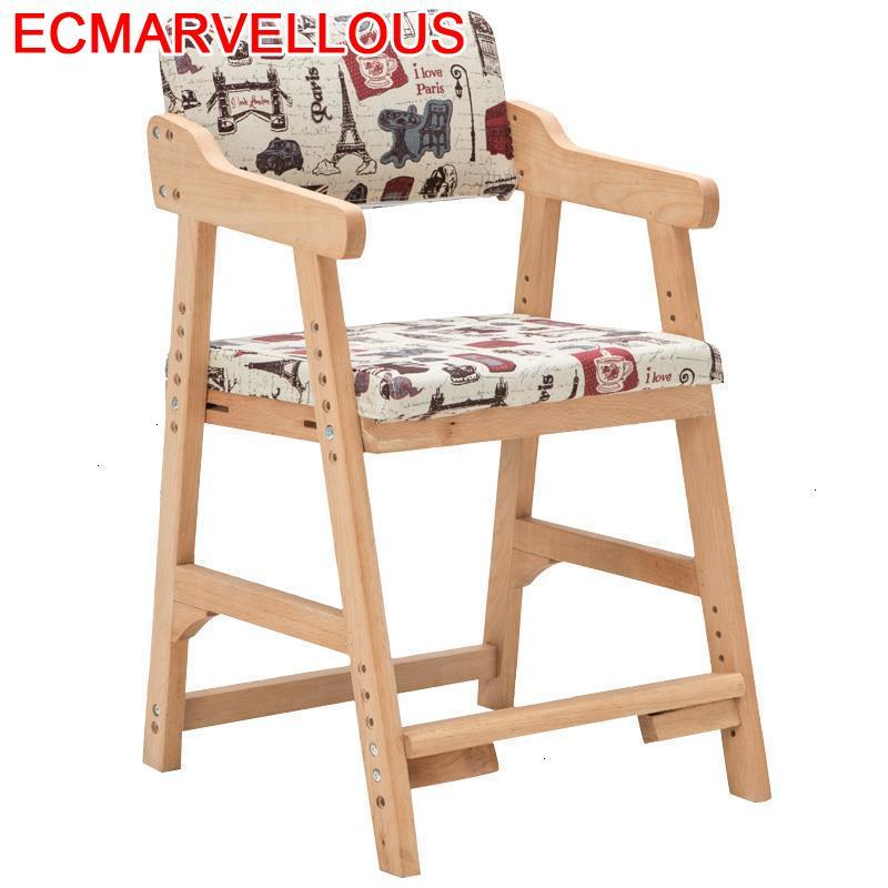 Tower For Mueble Silla Infantiles Study Mobiliario Wood Adjustable Chaise Enfant Cadeira Infantil Kids Furniture Children Chair