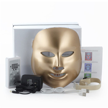 New Beauty Products LED Mask 3/7 Color Photon Electric Anti Wrinkle Acne Removal Face Skin Rejuvenation Beauty Apparatus