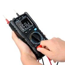 MESTEK DM100C 10000 sayımlar True RMS dijital multimetre ölçüm AC/DC gerilim akım direnç kapasite frekans