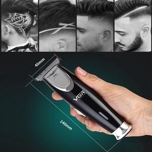 Image 5 - Vgr V 006 חשמלי גוזז חשמלי שיער גוזם זקן רכב שיער לגברים Trimer שיער מכונת חיתוך תספורת ראש לקצץ fa